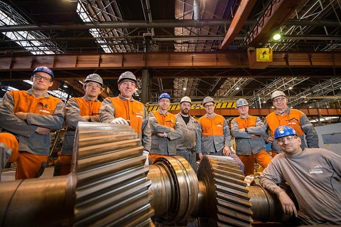 Guaranteed industrial footprint